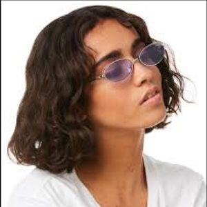 Quay Australia x Alissa Violet clout sunglasses
